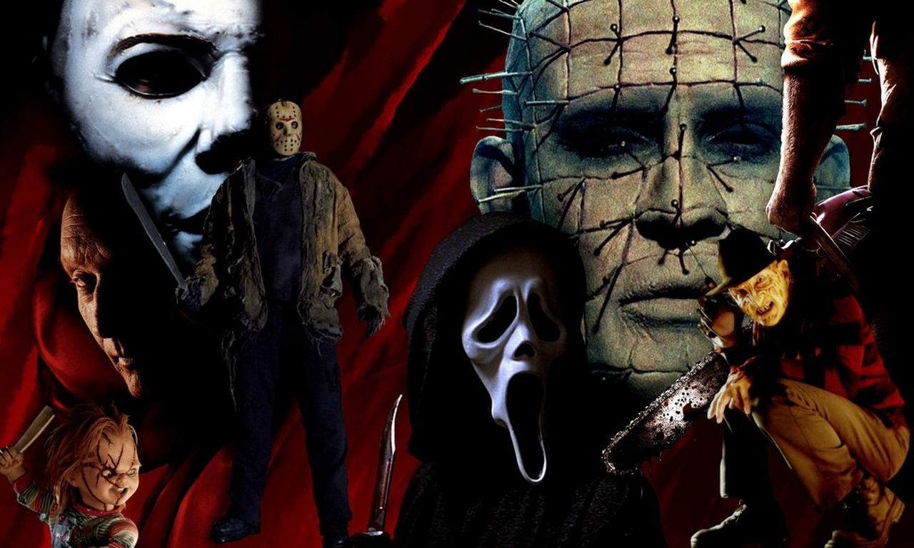 Horror Movie Wallpapers - Top Free Horror Movie Backgrounds