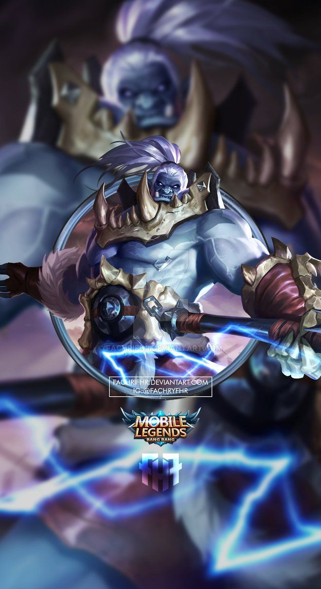 Balmond Mobile Legend Wallpapers Top Free Balmond Mobile
