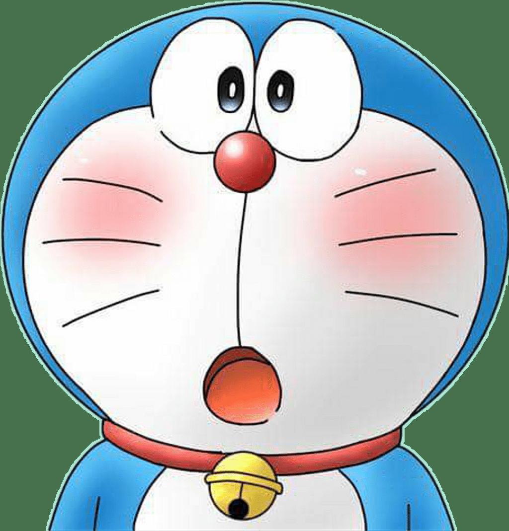 1024x1069 Doraemon - Sticker của Sunisa Aksongoen.  Doraemon, Anime, Dễ thương