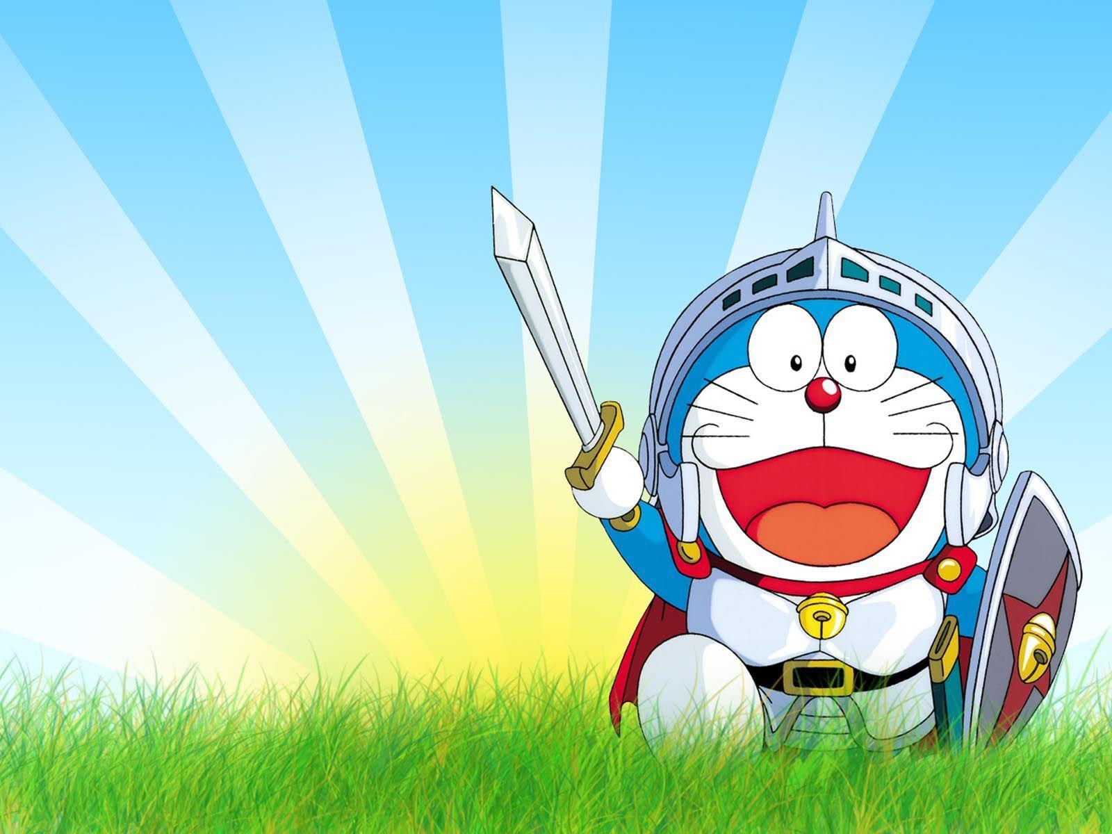 Hình nền 1600x1200 Doraemon, Hình nền Doraemon thật dễ thương