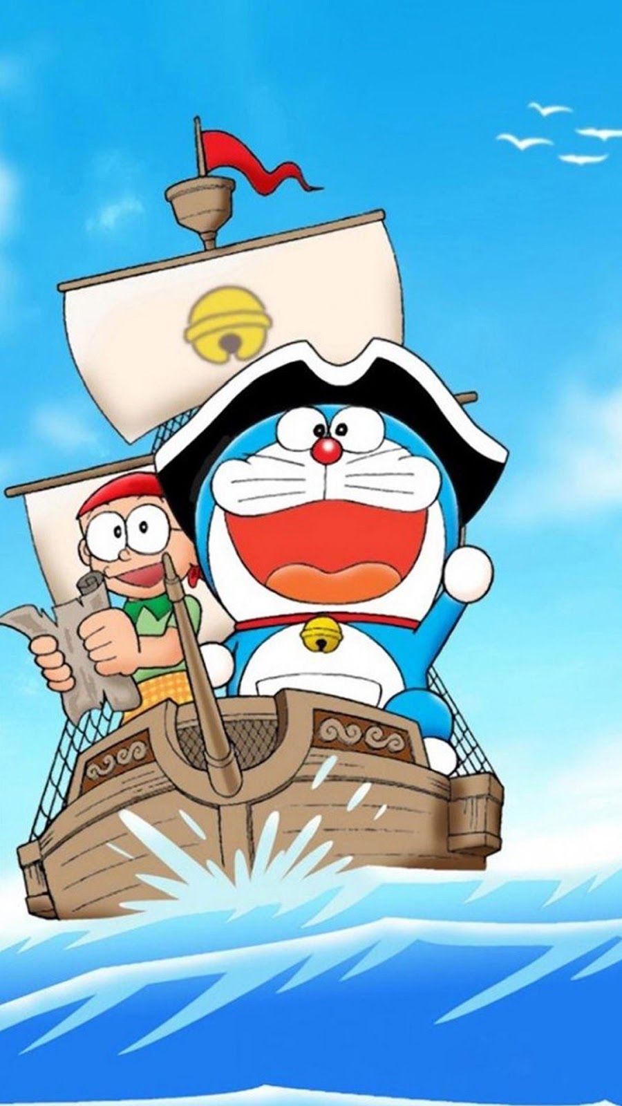 900x1600 Hình nền hoạt hình dễ thương và vui nhộn của Shin Chan, Nobita, Doraemon