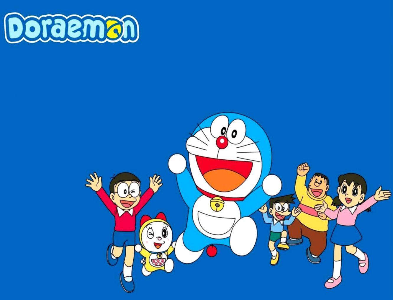 1332x1016 Hình nền Doraemon Vui nhộn dễ thương đã được Adah tại thêm vào - Happy New