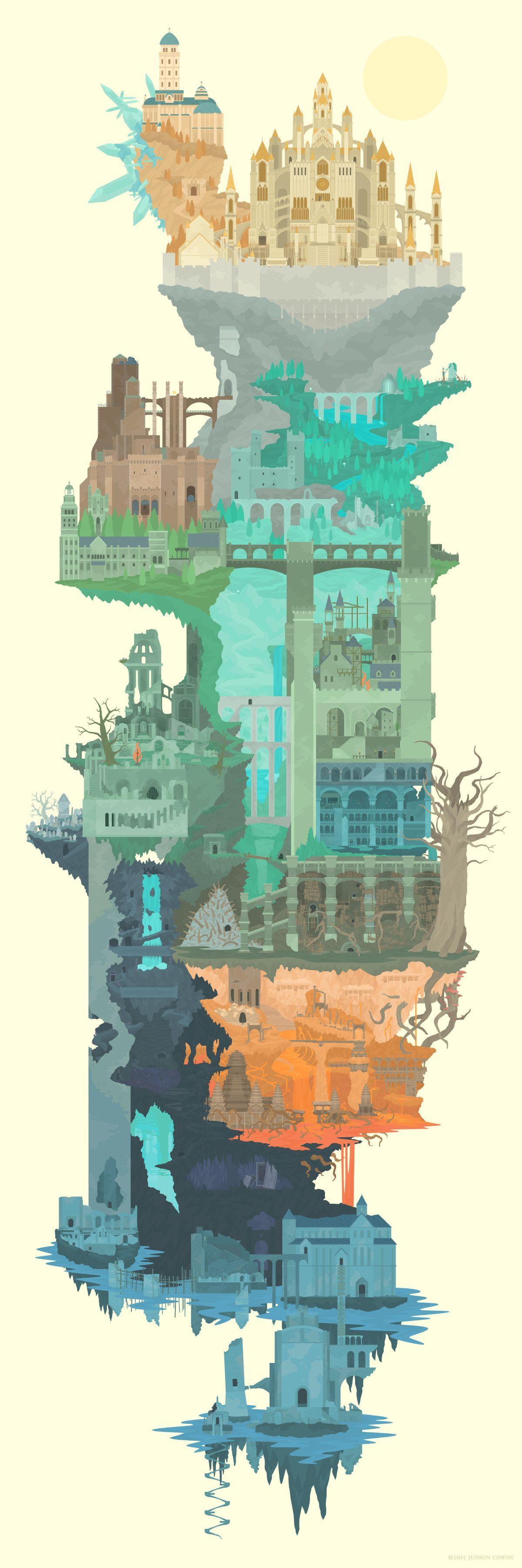Dark Souls Map Wallpapers Top Free Dark Souls Map