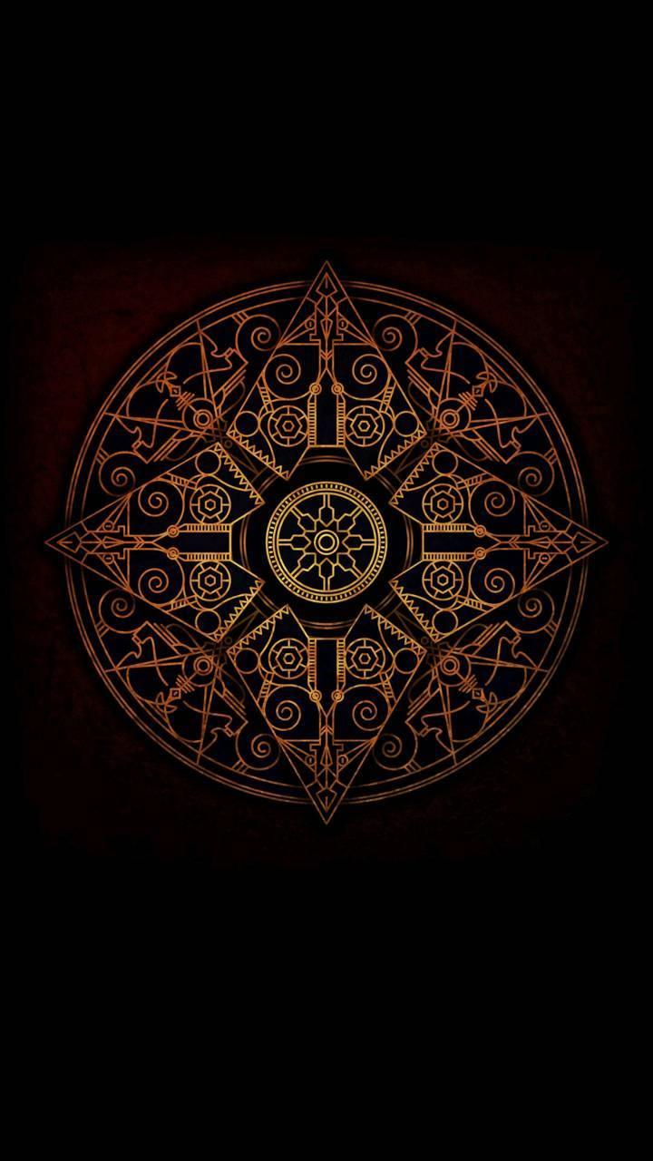 Dark Mandala Wallpapers - Top Free Dark Mandala ...