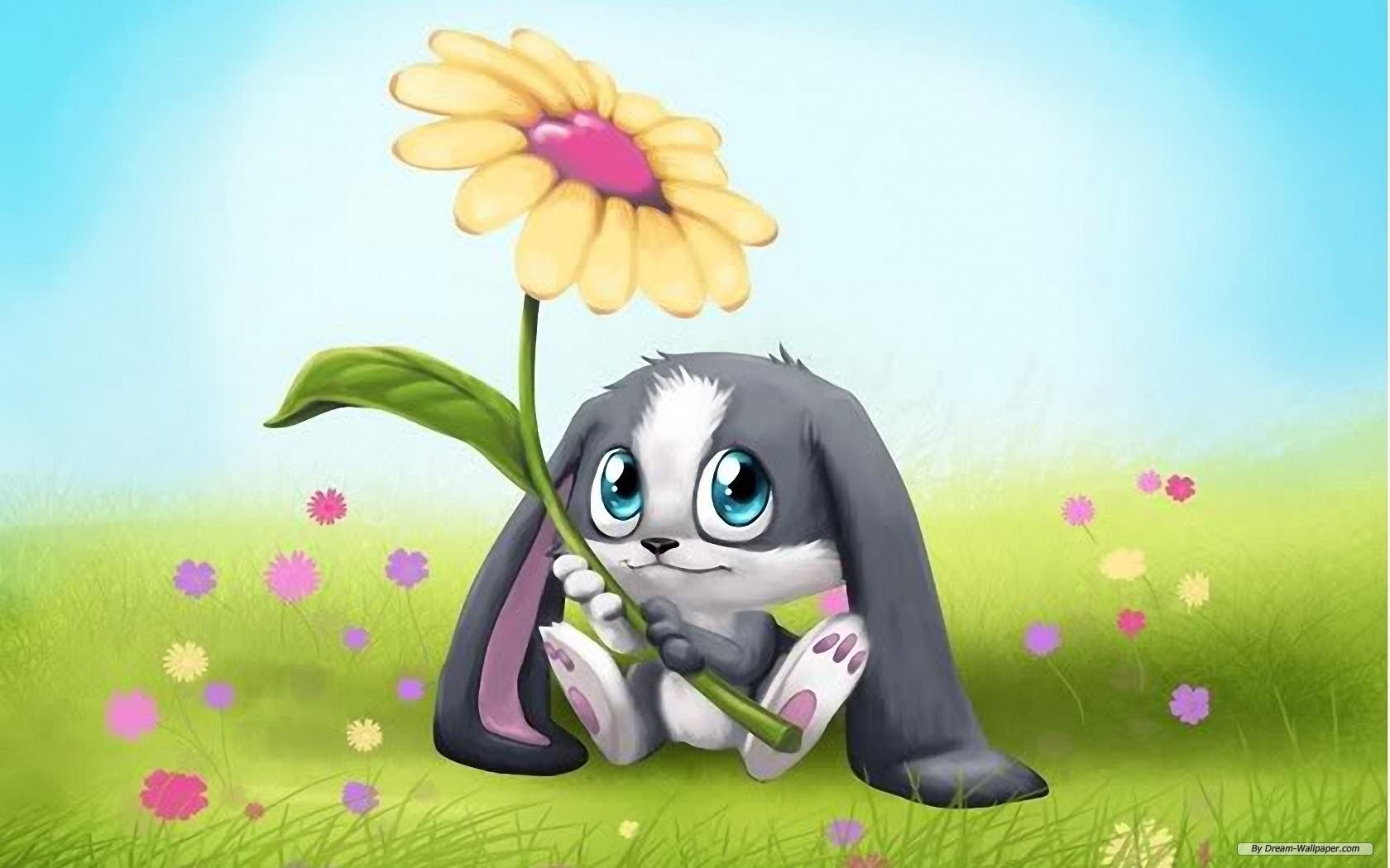 71 Best Free 3d Bunny Wallpapers Wallpaperaccess