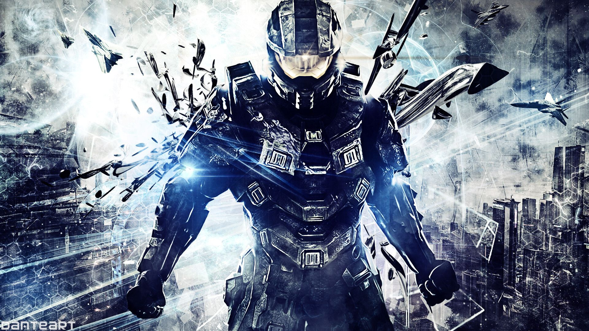 Cool Halo Wallpapers Top Free Cool Halo Backgrounds