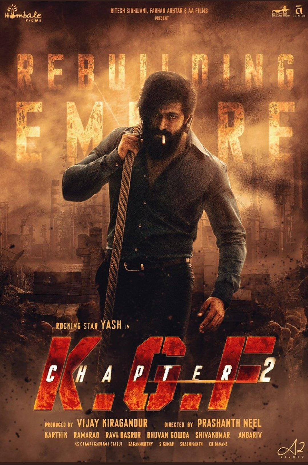 K.G.F Chapter 2 Wallpapers - Top Free K ...