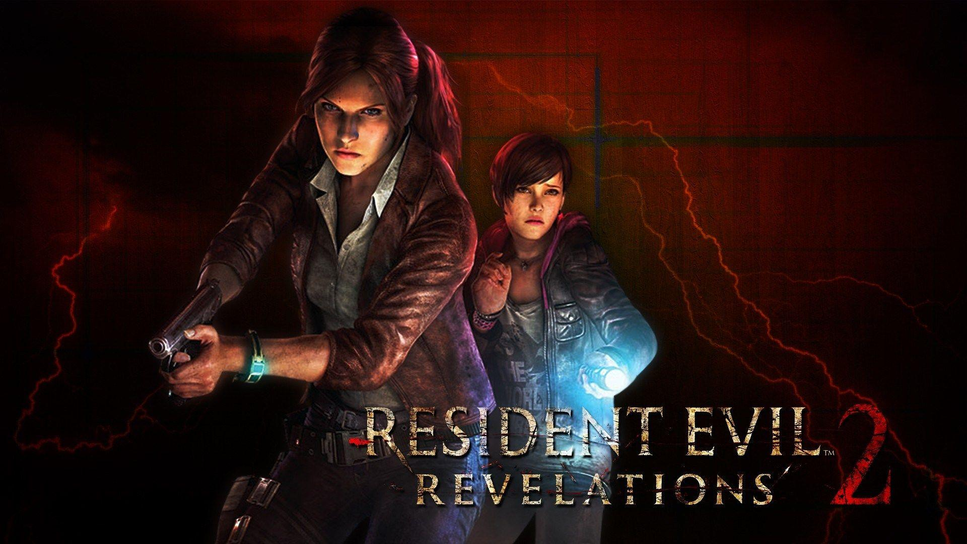 Resident Evil: Revelations 2 Wallpapers - Top Free Resident Evil: Revelations  2 Backgrounds - WallpaperAccess