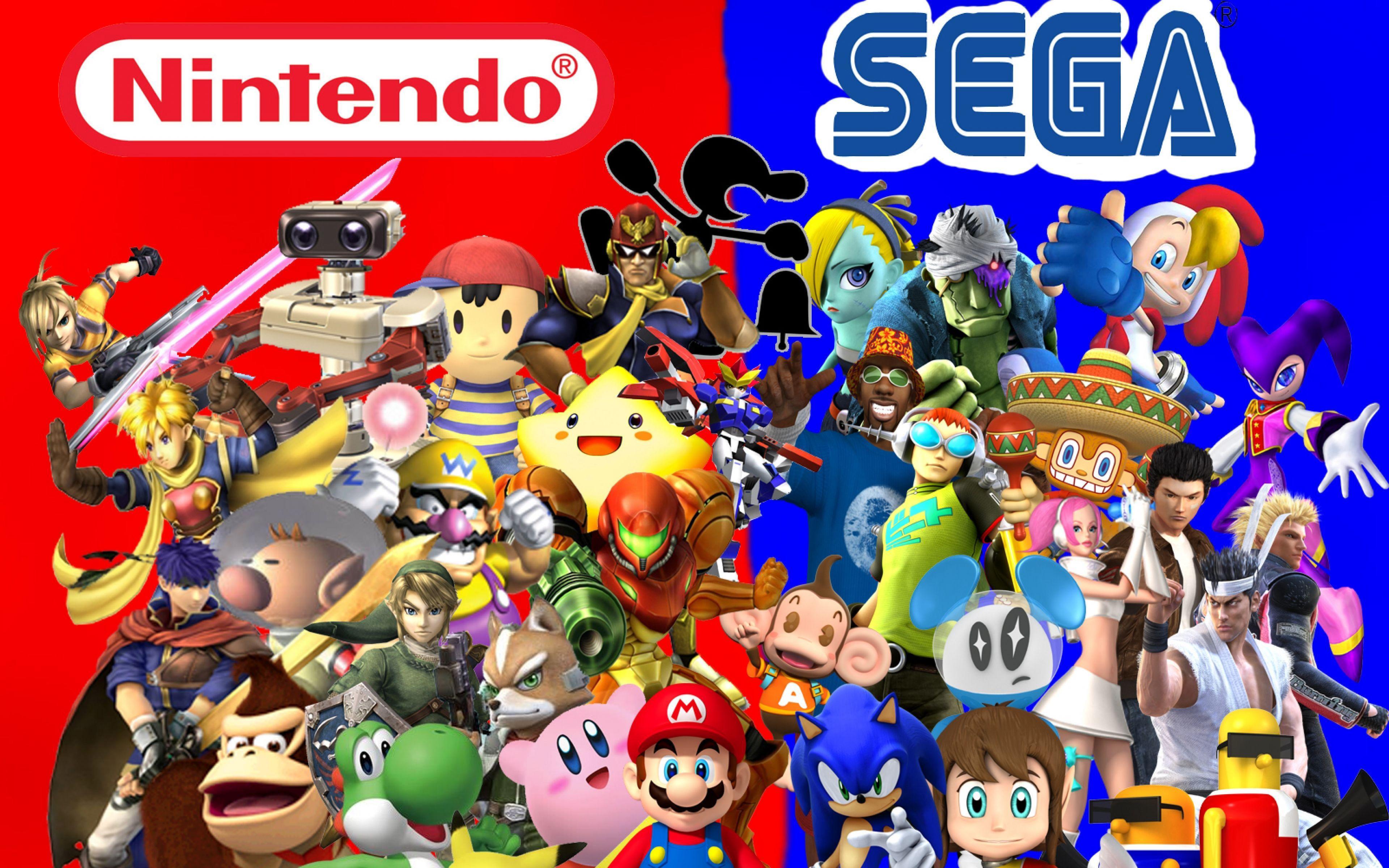 Nintendo 4k wallpapers top free nintendo 4k backgrounds - Nes wallpaper ...
