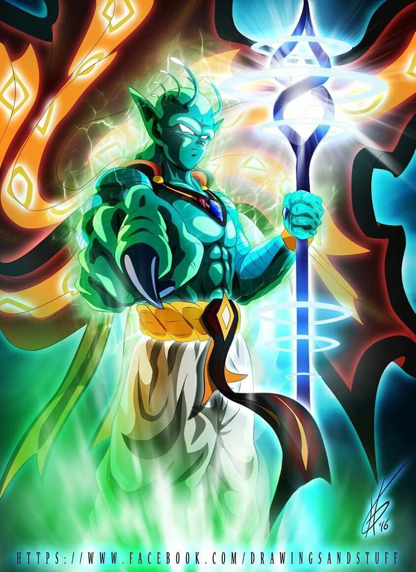 Namekian God Piccolo Wallpapers Top Free Namekian God Piccolo Backgrounds Wallpaperaccess
