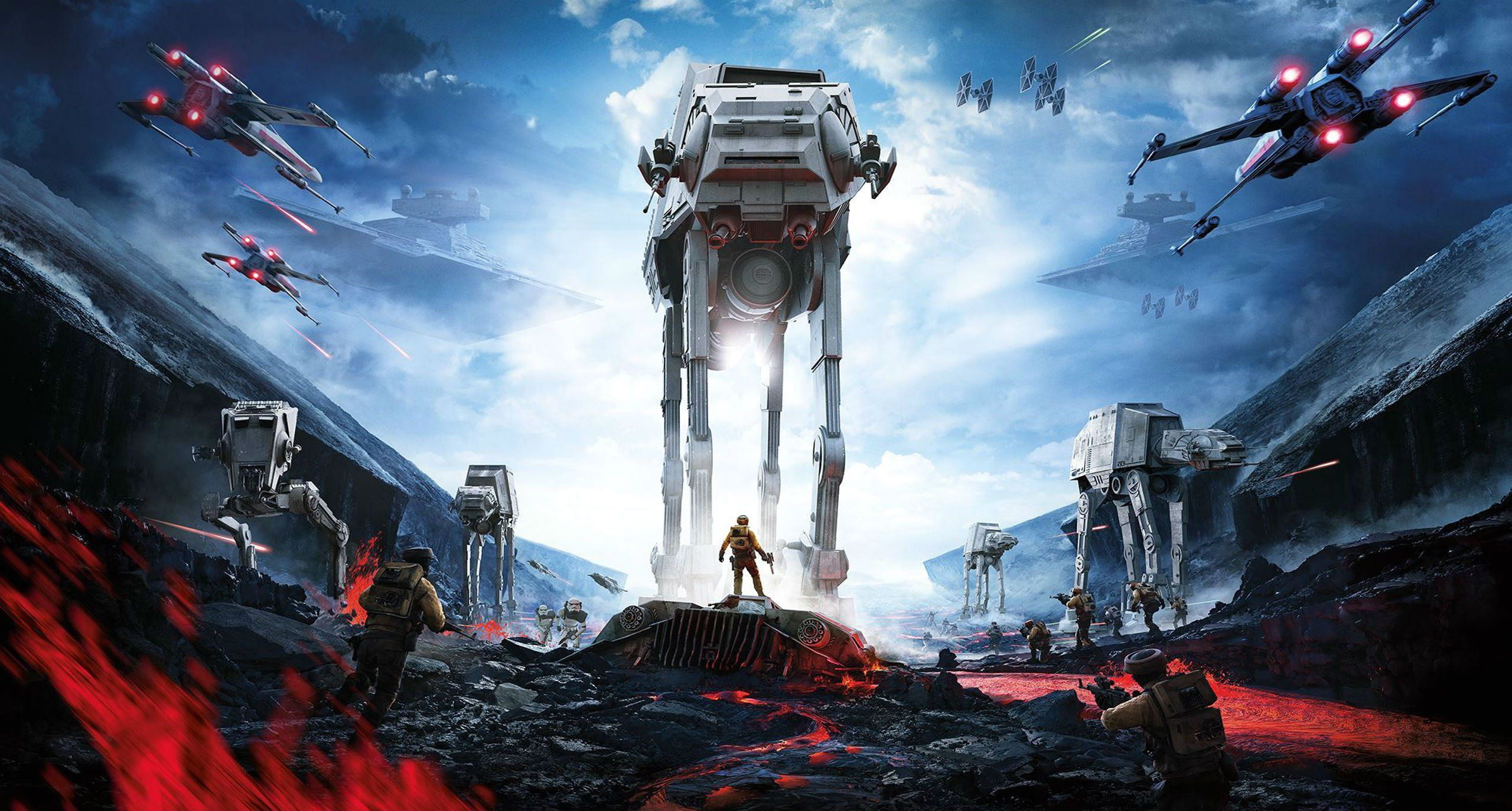 Star Wars Battlefront Wallpapers Top Free Star Wars Battlefront