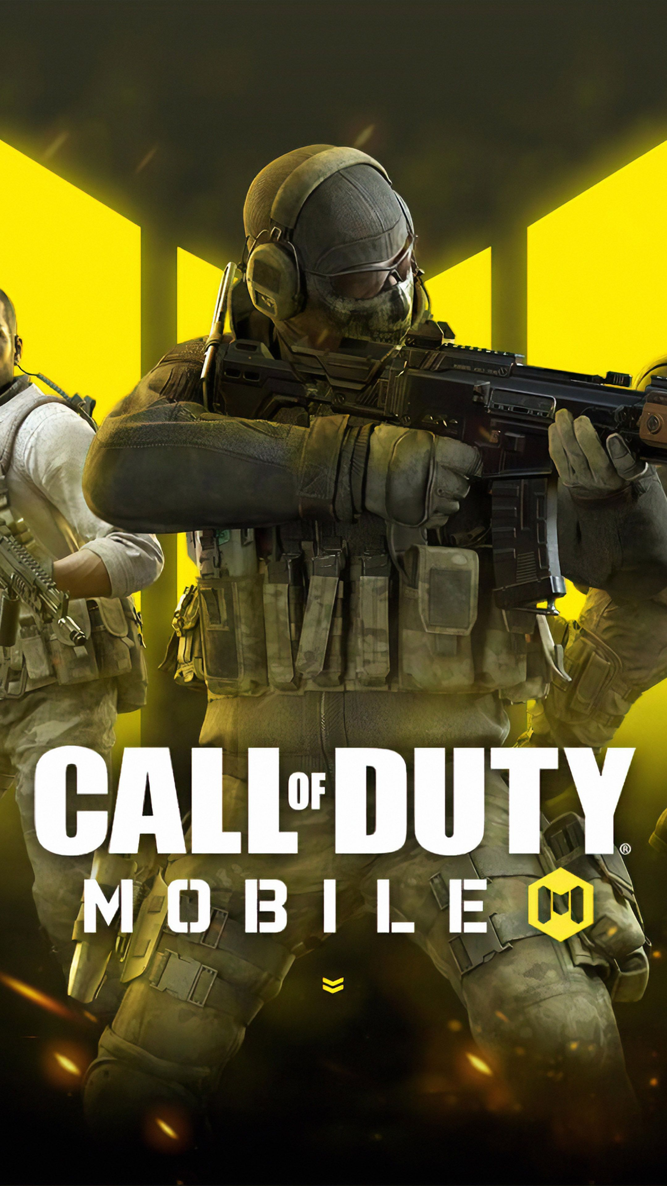 Call of Duty Mobile Logo Wallpapers - Top Free Call of ...