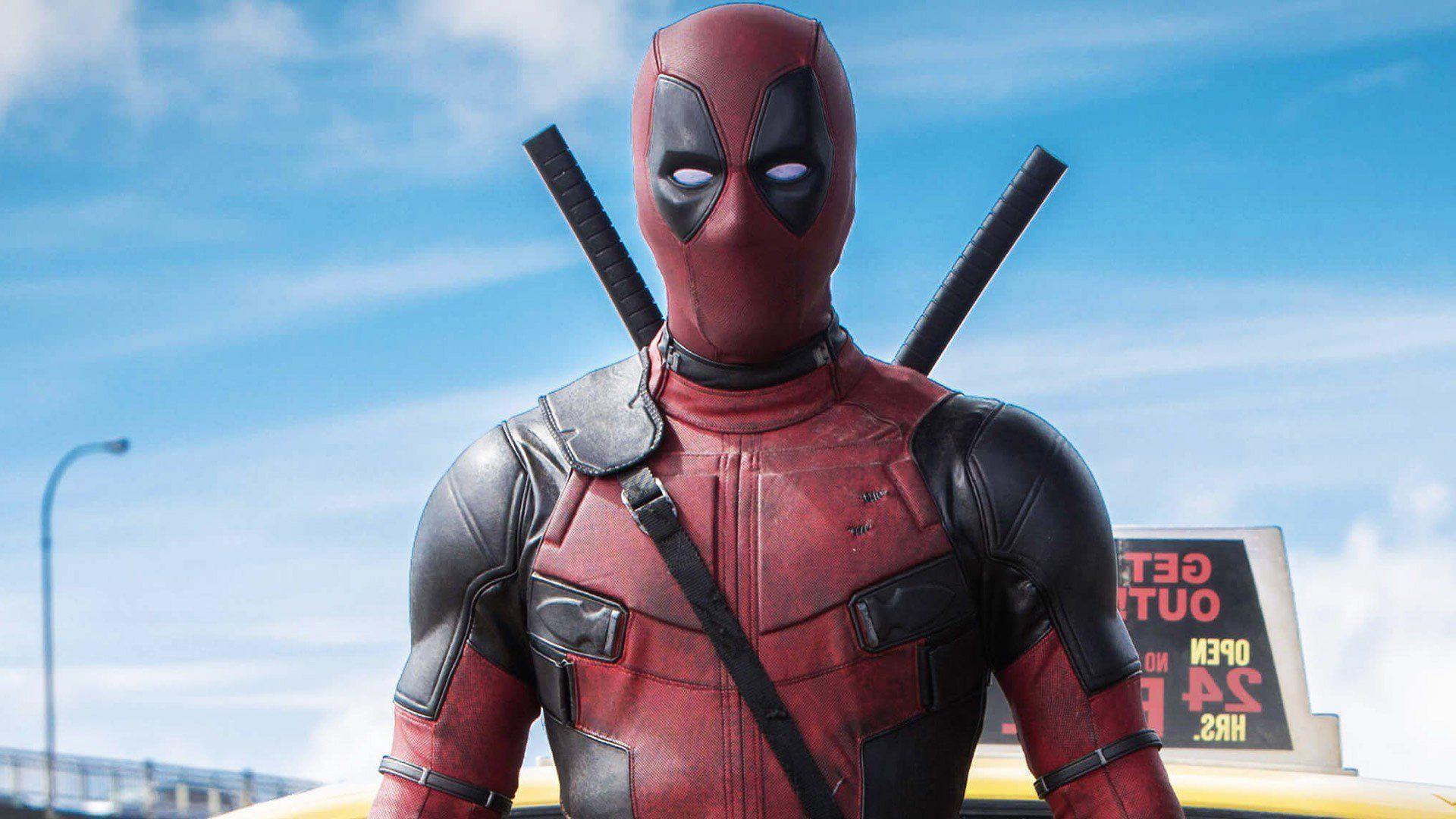 Deadpool Movie 2016 Wallpapers - Top Free Deadpool Movie 2016 ...