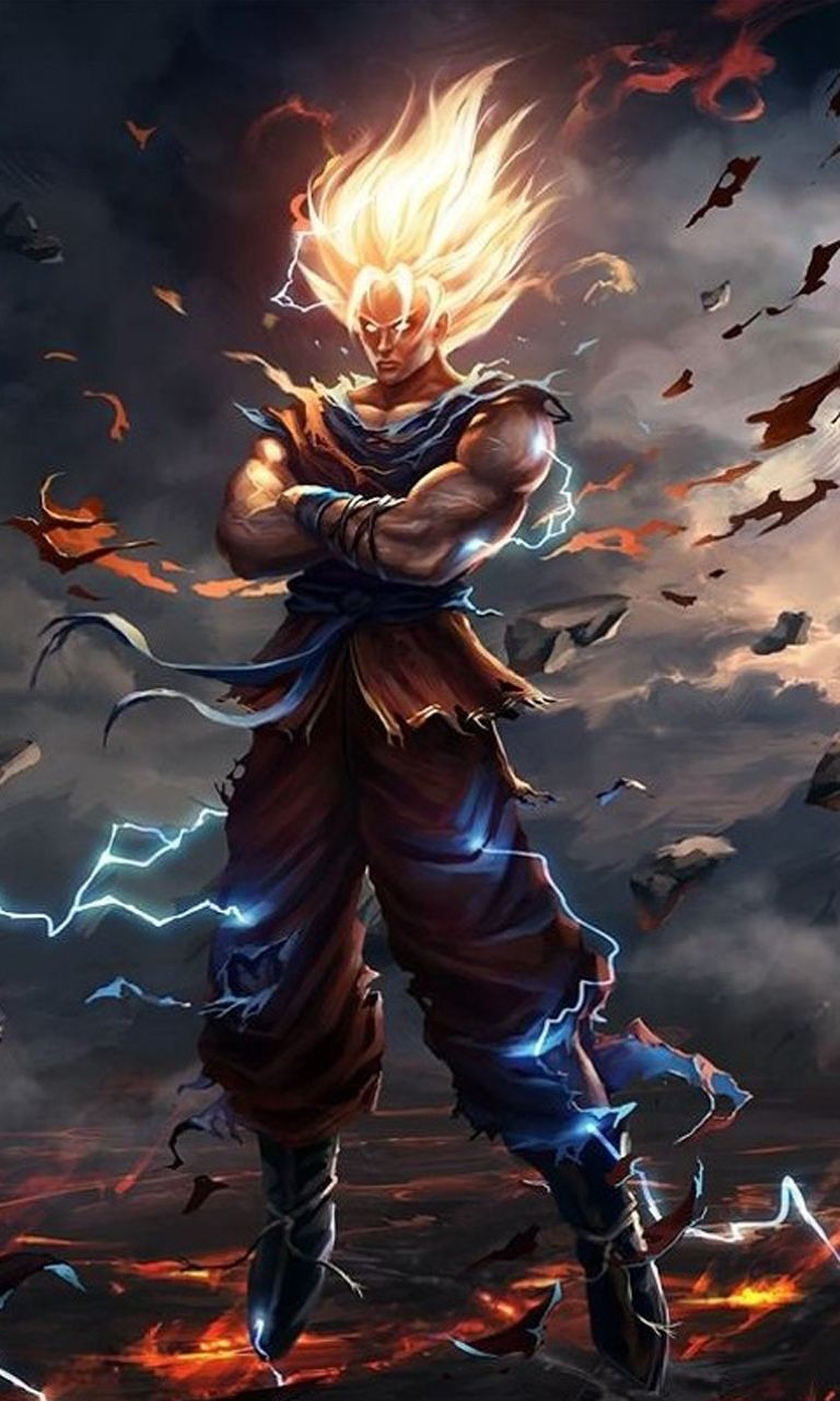 39 Best Free Dragon Ball Z Goku Wallpapers Wallpaperaccess