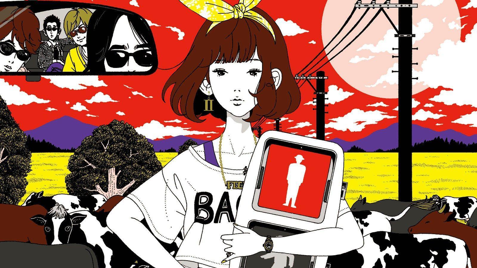 Yusuke Nakamura Wallpapers Top Free Yusuke Nakamura Backgrounds Wallpaperaccess