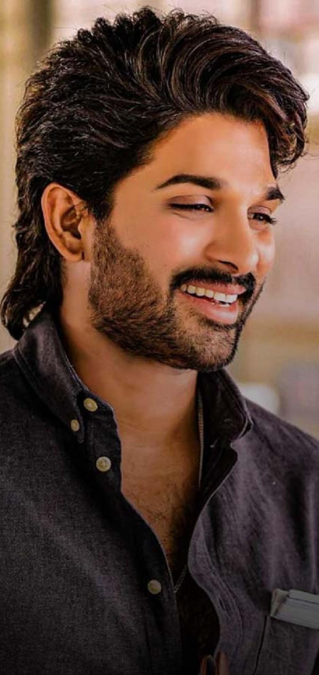 Allu Arjun Hairstyle Photos Hd