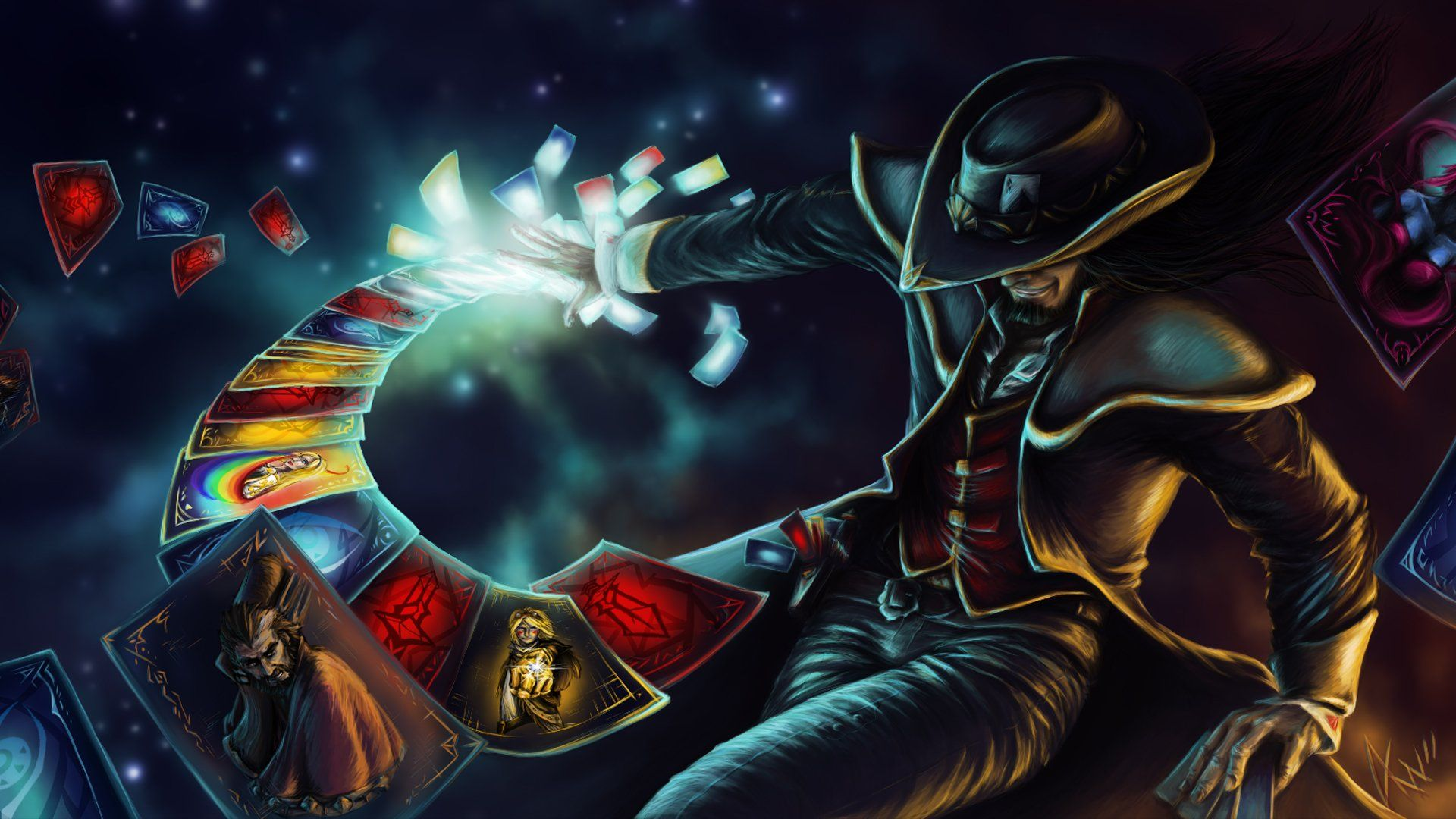 Twisted Fate Wallpapers Top Free Twisted Fate Backgrounds