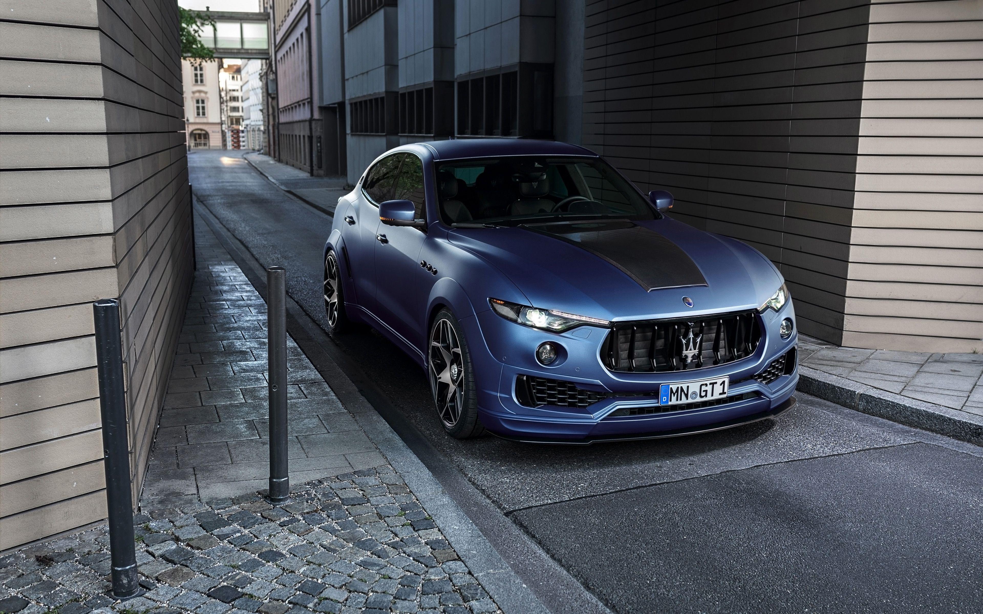 Maserati Levante Wallpaper Hd