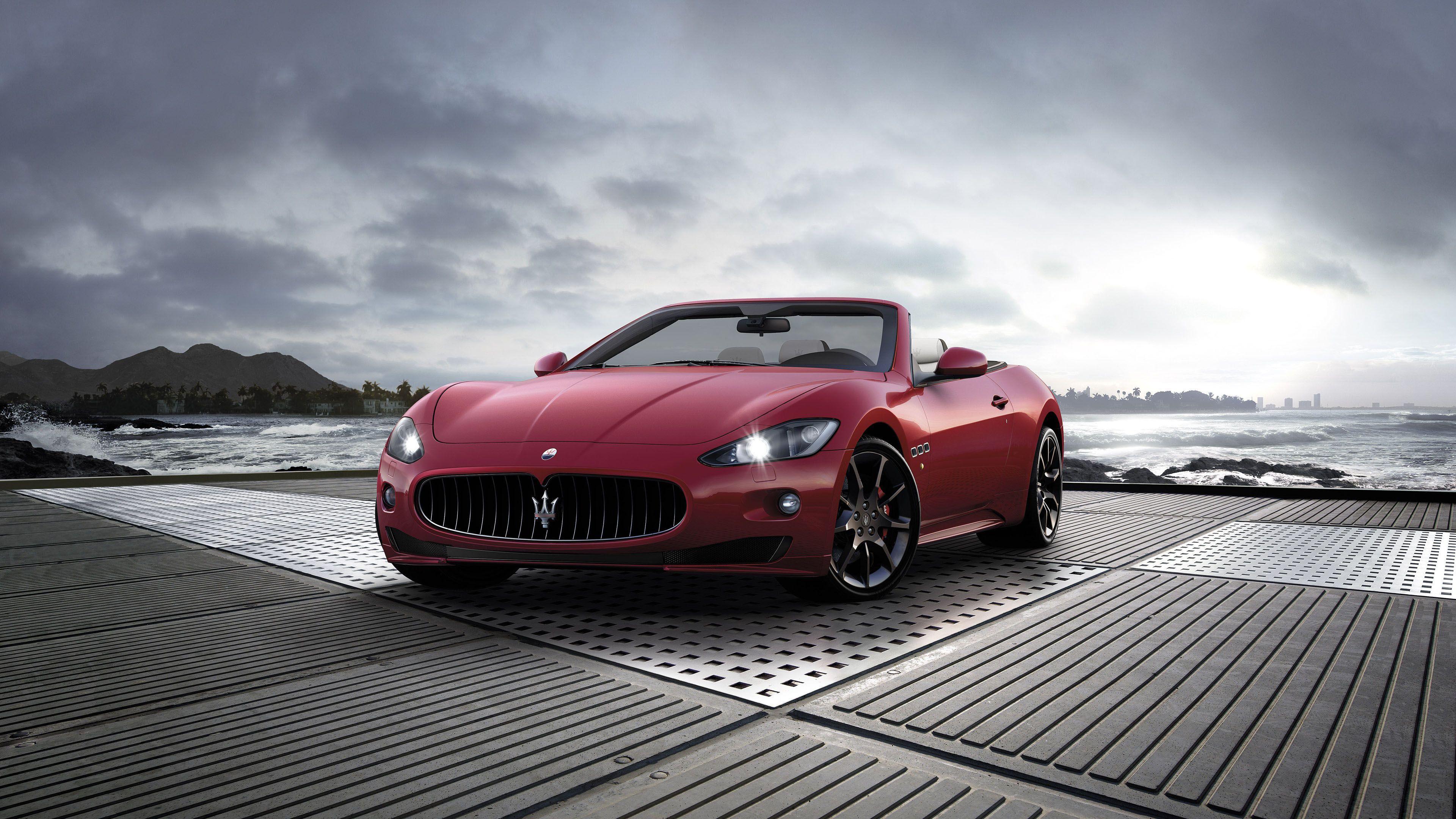 4k Maserati Wallpapers Top Free 4k Maserati Backgrounds