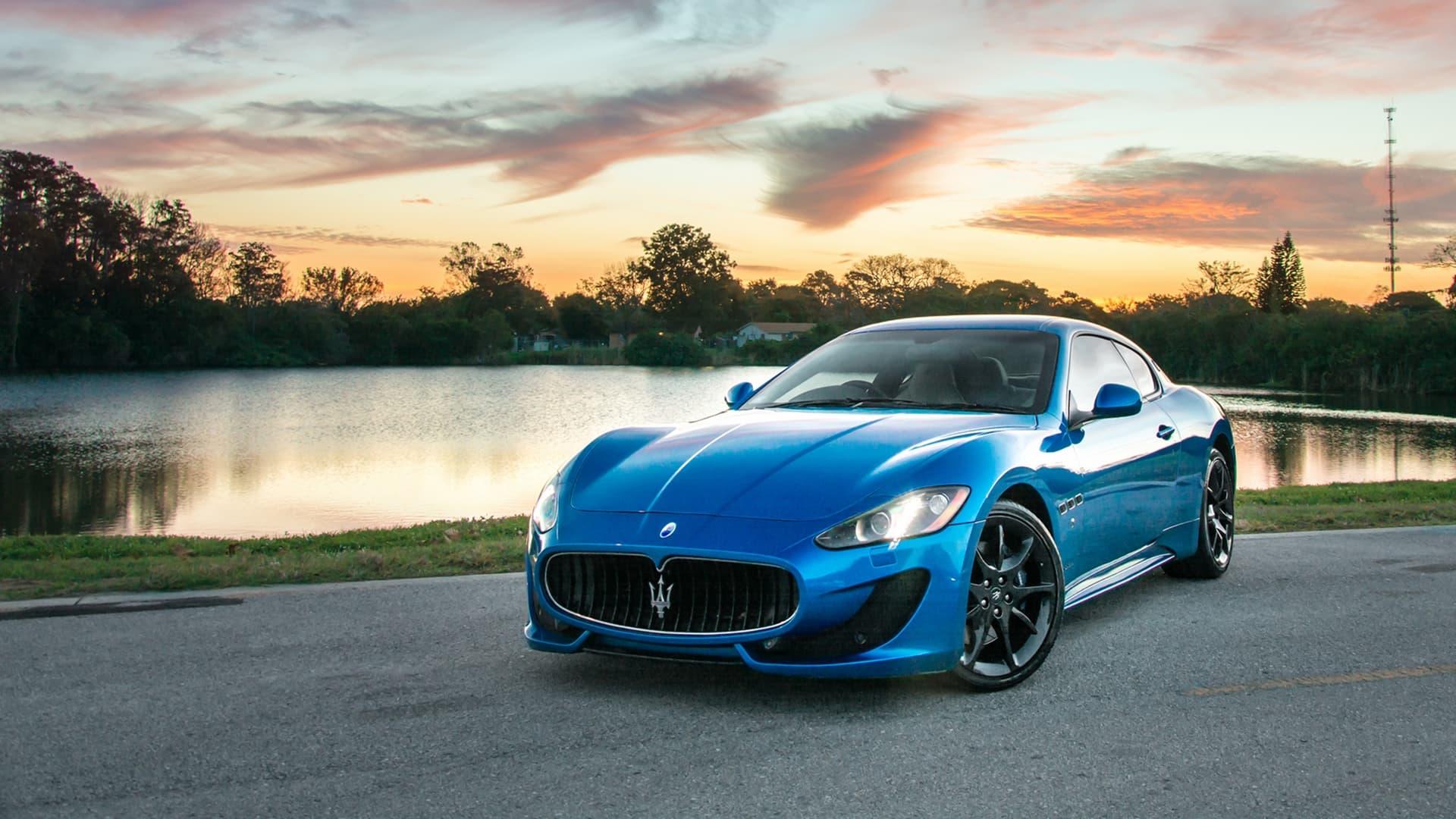 Maserati Hd Wallpapers 1080p