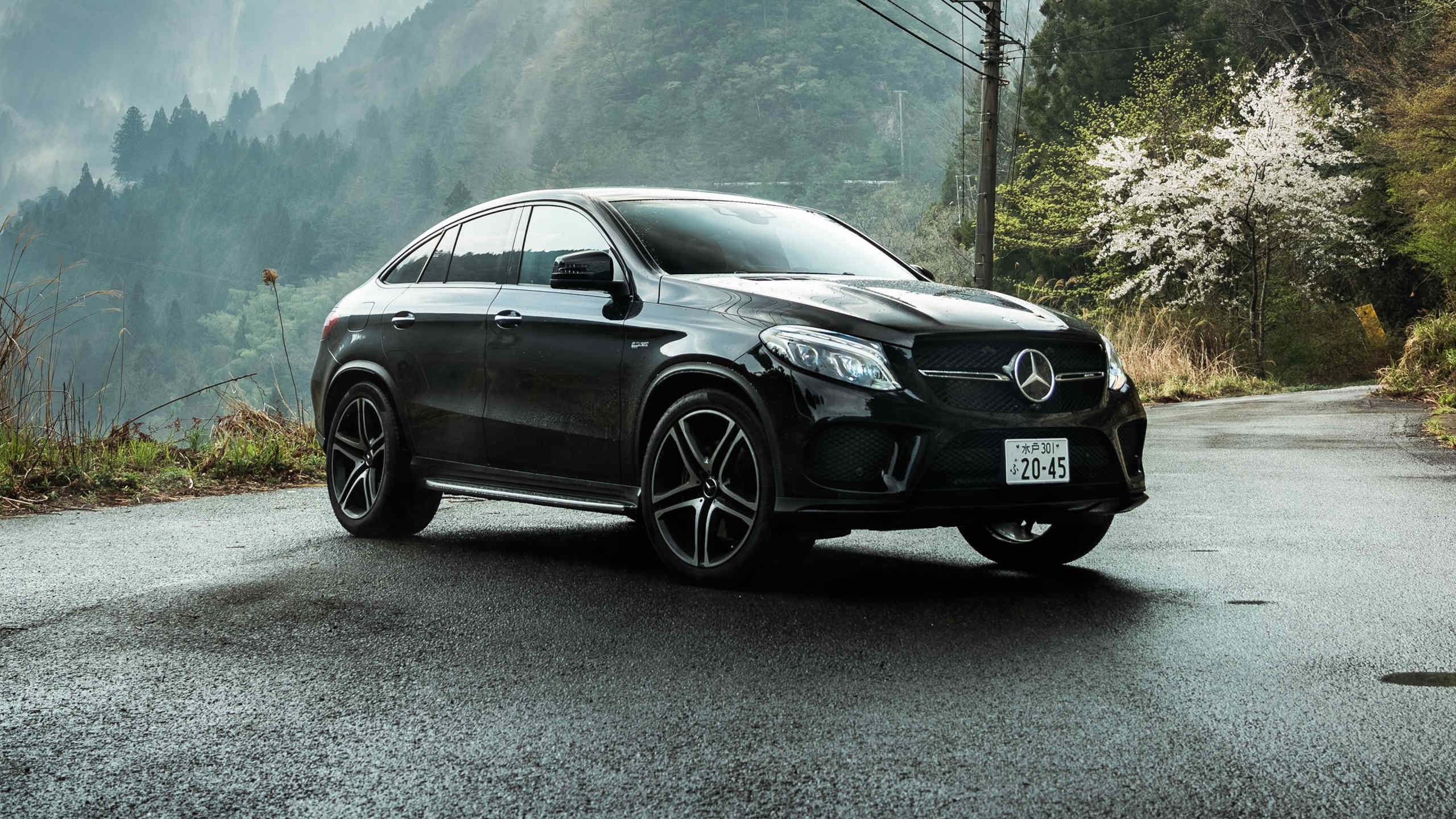 Mercedes Benz Gle Wallpapers Top Free Mercedes Benz Gle Backgrounds Wallpaperaccess