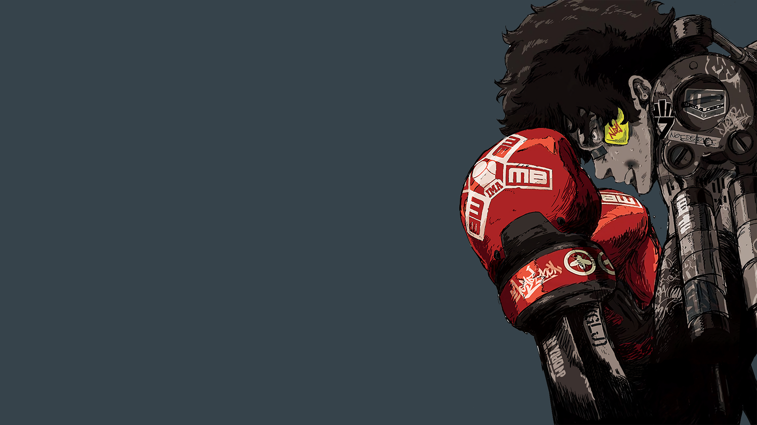 Megalo Box Wallpapers - Top Free Megalo Box Backgrounds ...