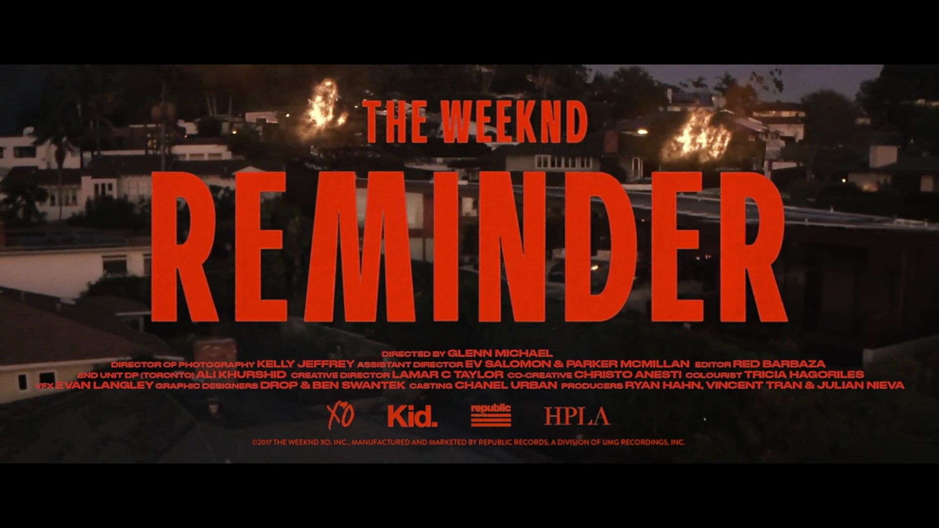 The Weeknd Reminder Wallpapers - Top
