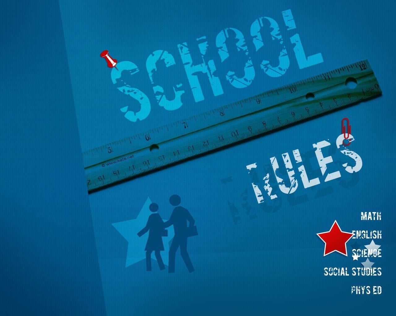 Blue School Wallpapers Top Free Blue School Backgrounds Wallpaperaccess