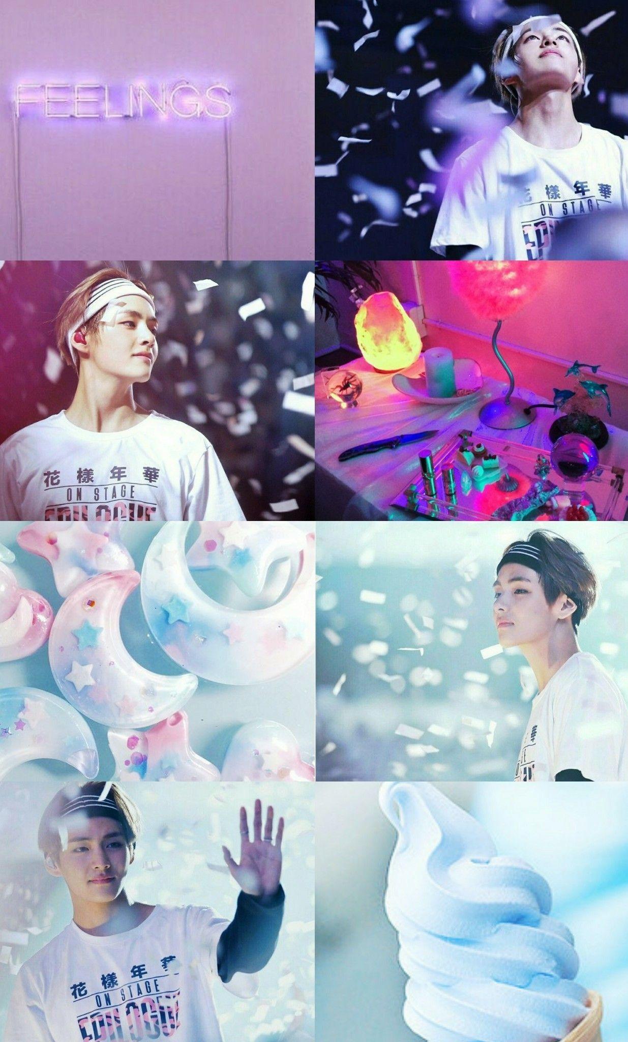 Bts V Aesthetic Wallpapers Top Free Bts V Aesthetic Backgrounds