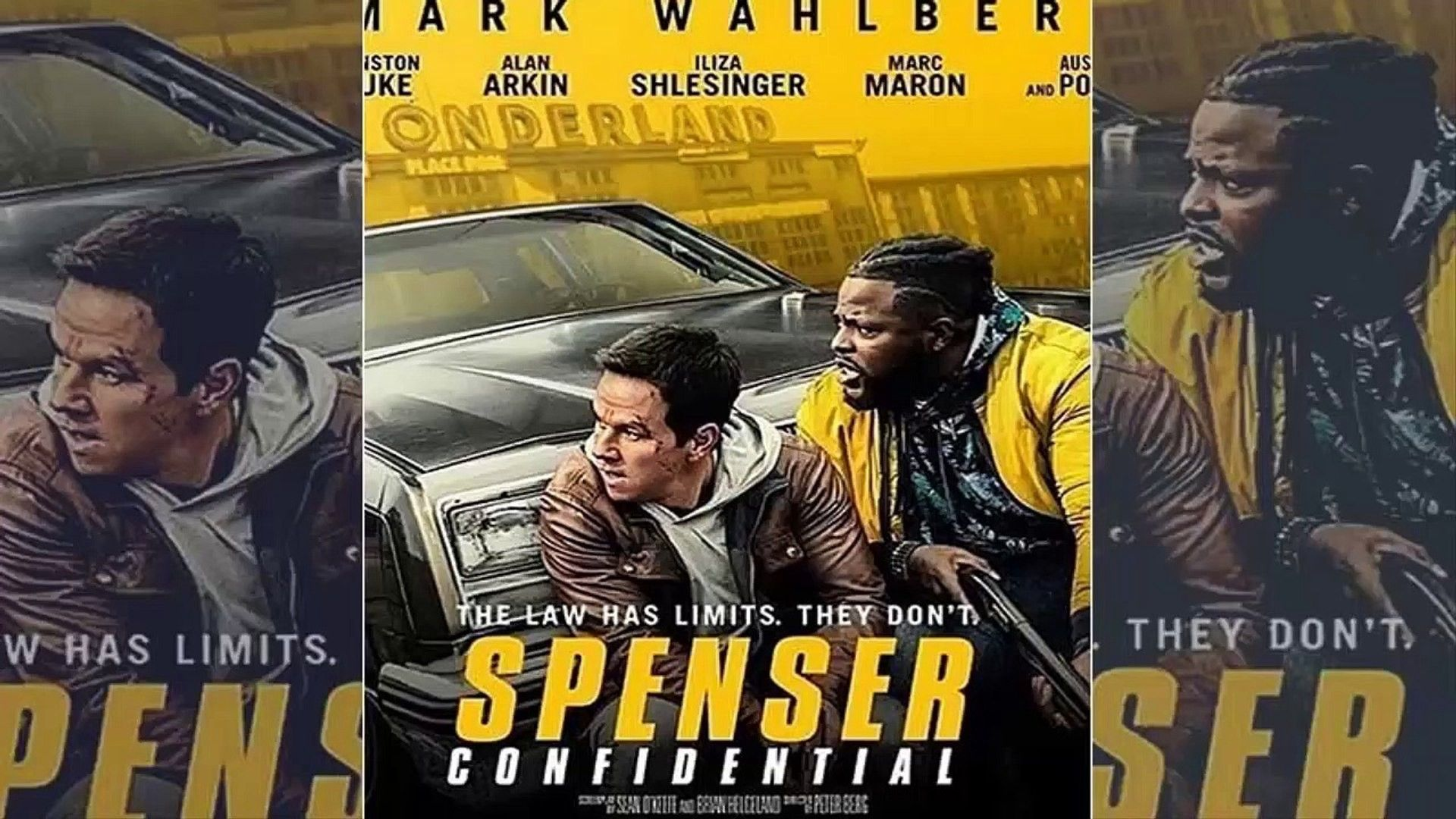 Spenser Confidential Wallpapers Top Free Spenser Confidential Backgrounds Wallpaperaccess