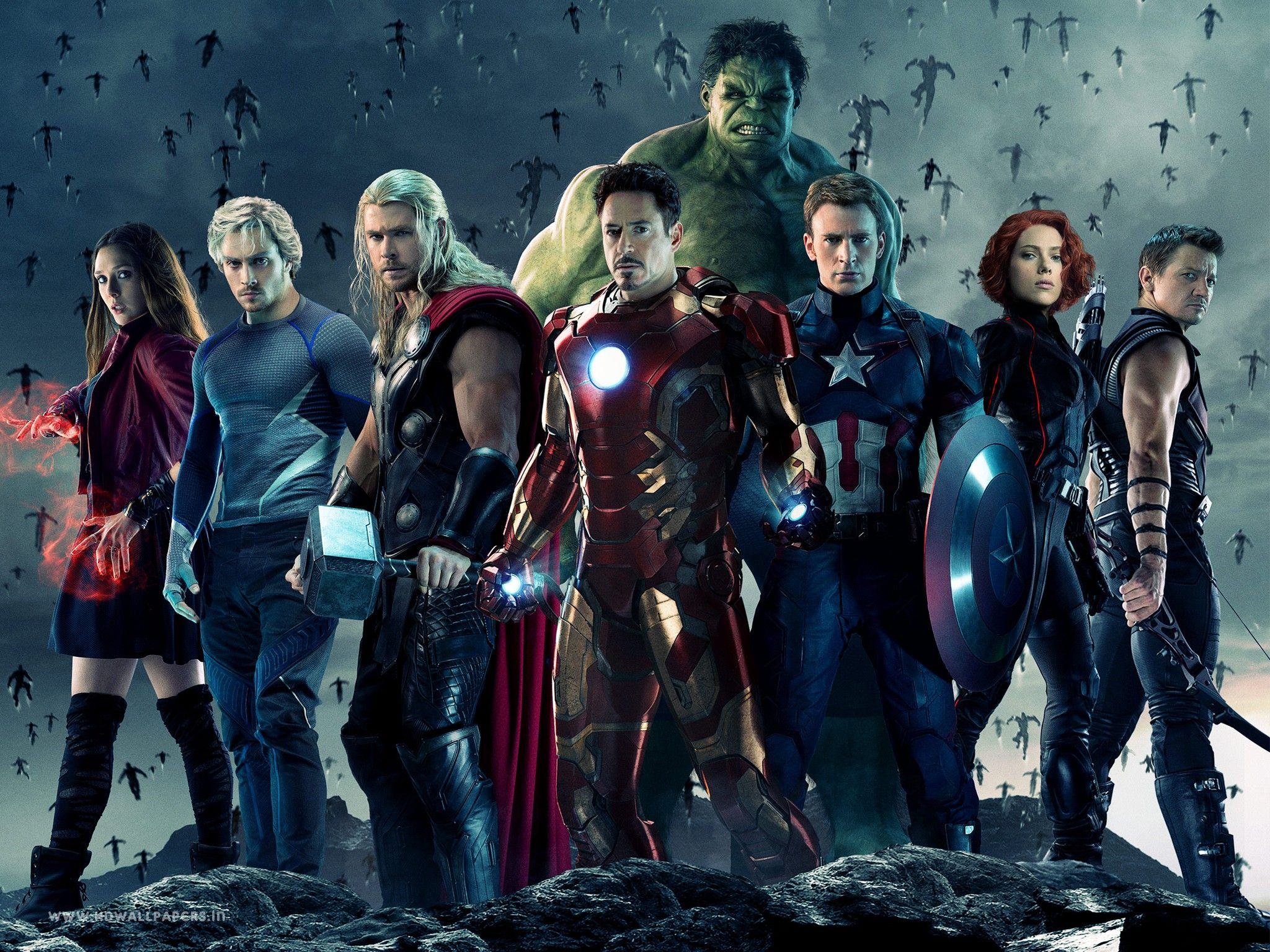 Avengers Movie Wallpapers - Top Free Avengers Movie Backgrounds -  WallpaperAccess