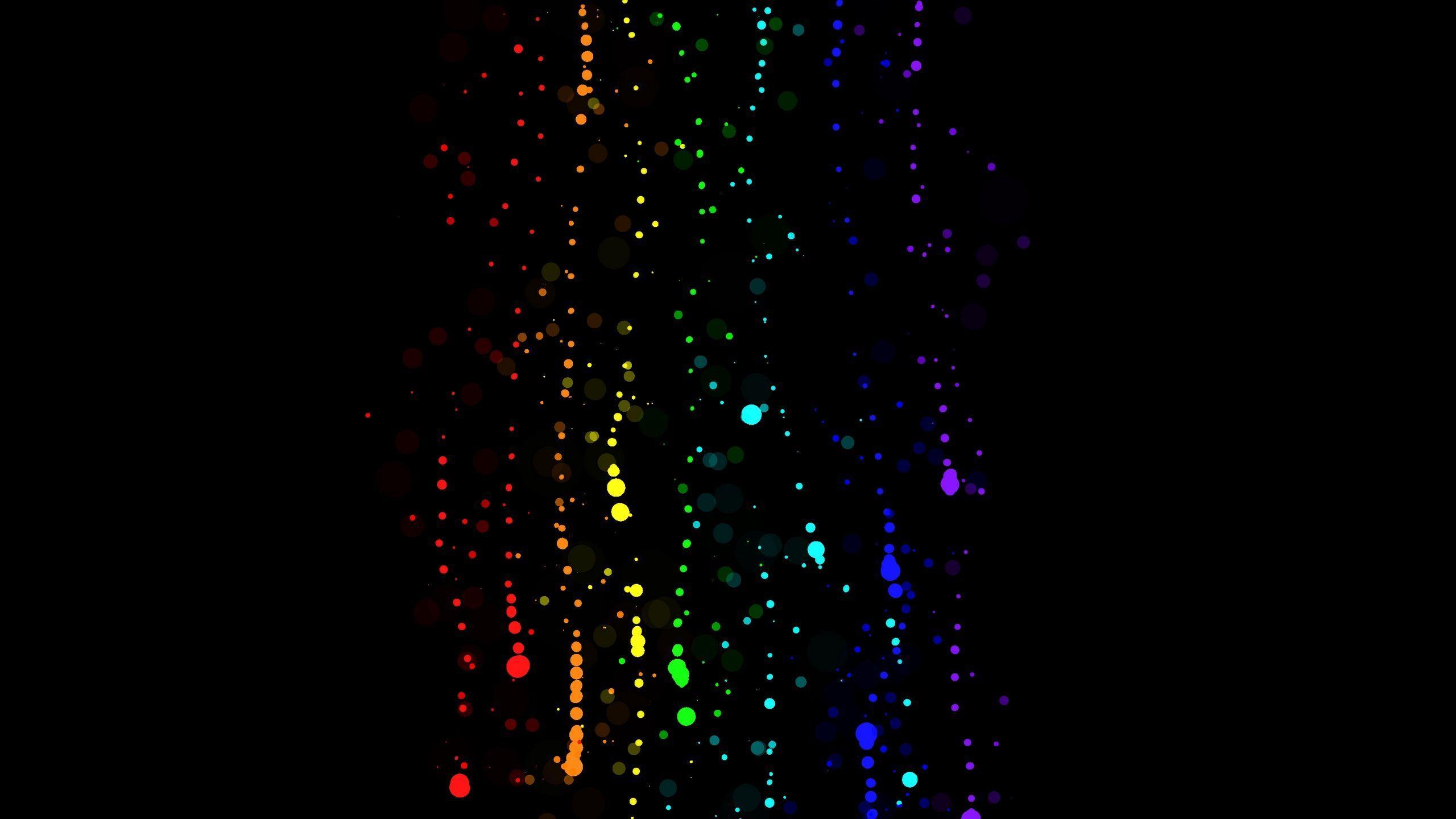 37+ Awesome Black Rainbow Background