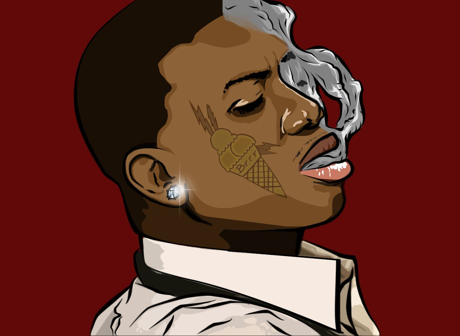 Gucci Mane Cartoon Wallpapers Top Free Gucci Mane Cartoon