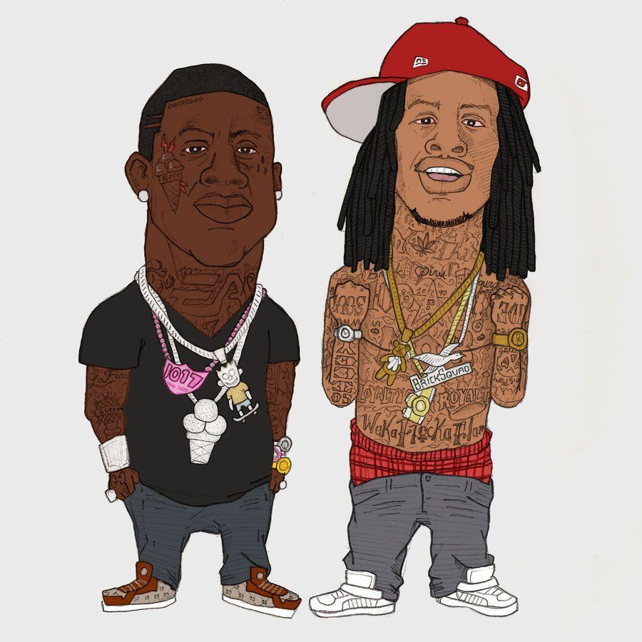 Gucci Mane Cartoon Wallpapers Top Free Gucci Mane