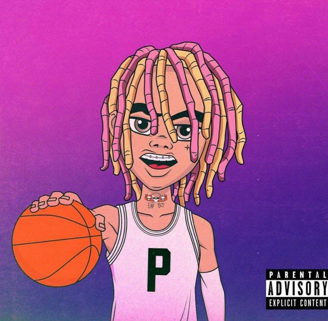 Lil Pump Cartoon Wallpapers - Top Free