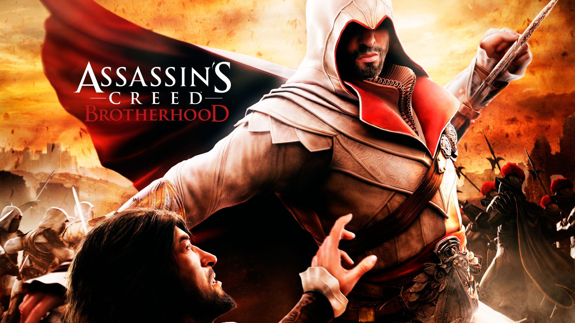 Assassin S Creed Brotherhood Wallpapers Top Free Assassin S