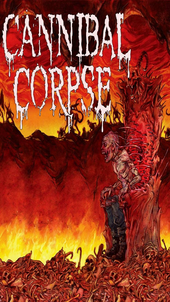 Cannibal Corpse Wallpapers Top Free Cannibal Corpse Backgrounds Wallpaperaccess