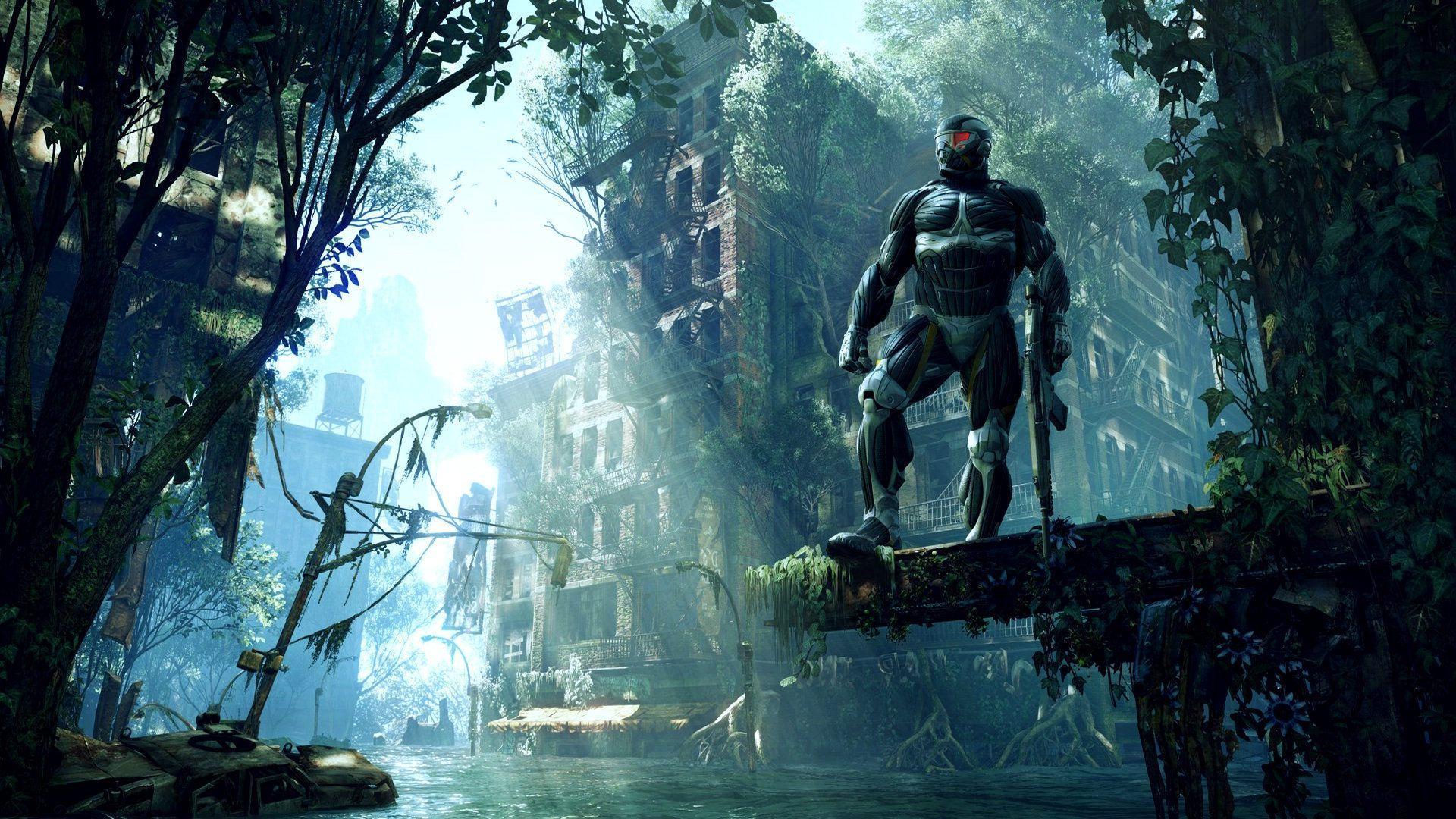 Crysis 3 City Wallpapers Top Free Crysis 3 City