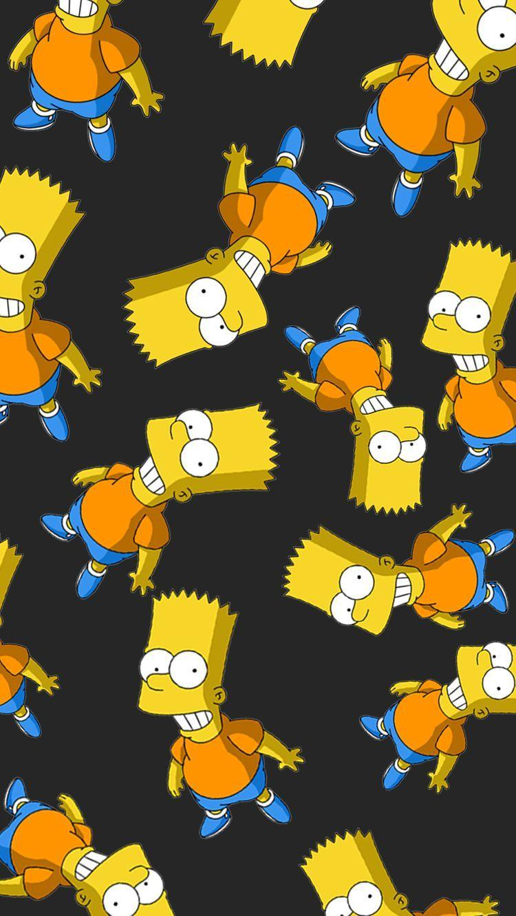 Bart Simpson Swag Wallpapers Top Free Bart Simpson Swag Backgrounds Wallpaperaccess