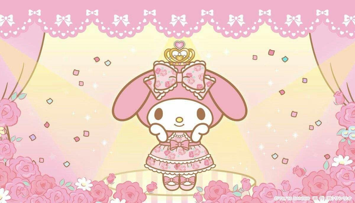 My Melody Desktop Wallpapers Top Free My Melody Desktop Backgrounds Wallpaperaccess