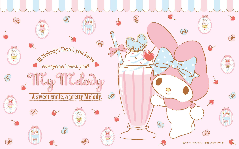 My Melody Desktop Wallpapers - Top Free My Melody Desktop ...