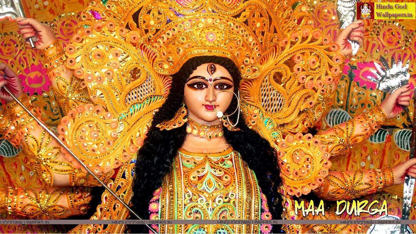 Durga Mata Wallpapers Top Free Durga Mata Backgrounds Wallpaperaccess