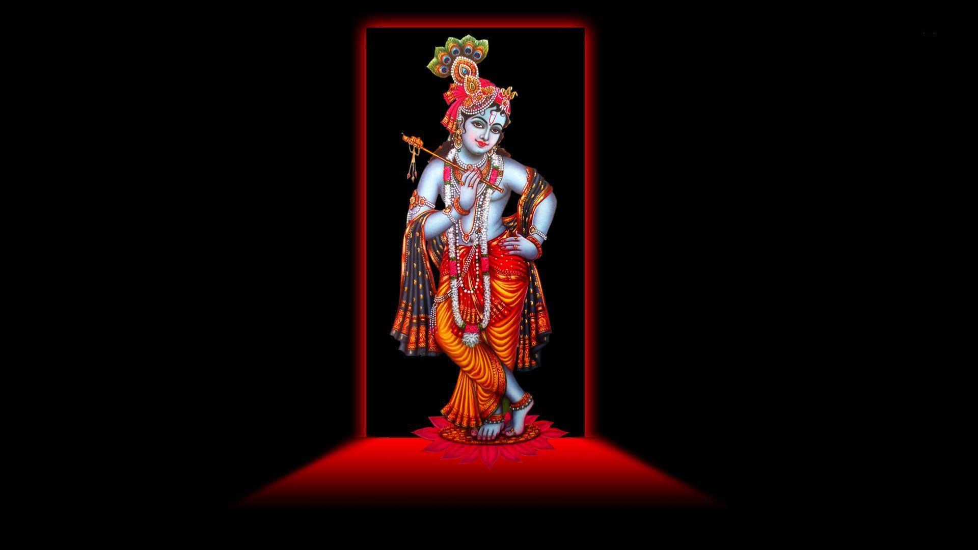 Lord Krishna 4K Wallpapers - Top Free
