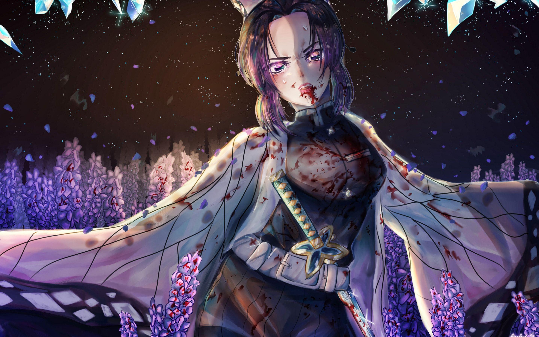 Kimetsu No Yaiba Shinobu Wallpapers Top Free Kimetsu No Yaiba Shinobu Backgrounds Wallpaperaccess