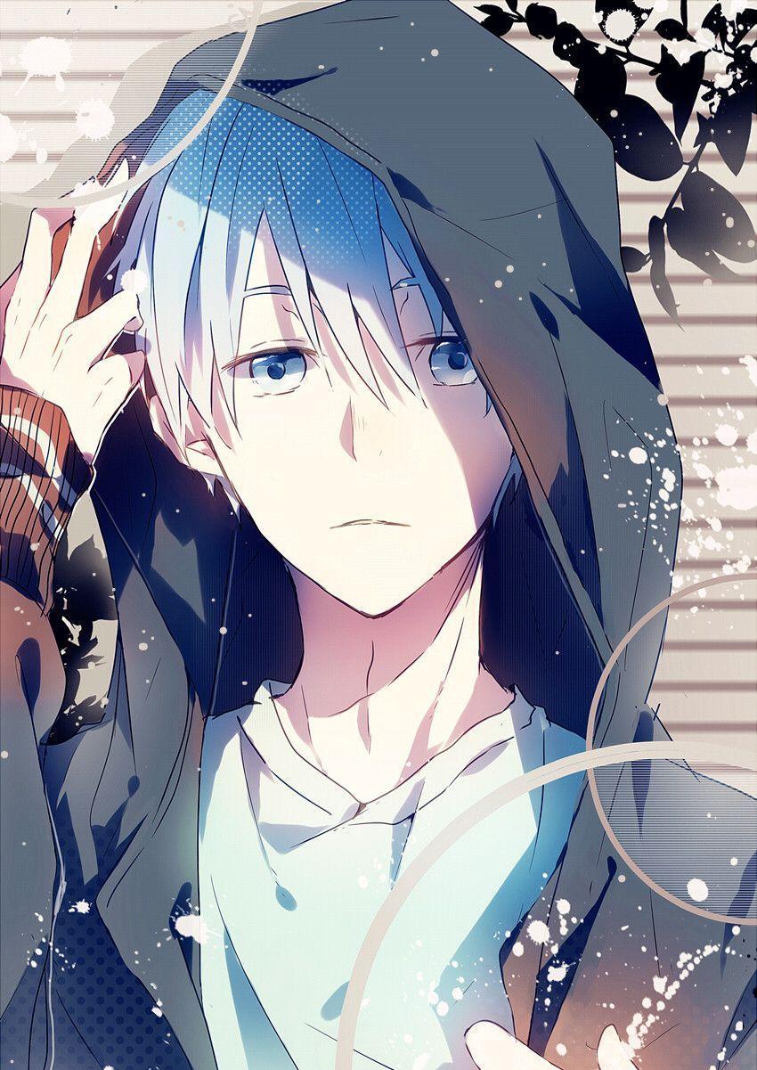 Hình nền Anime Boy đẹp trai 850x1201
