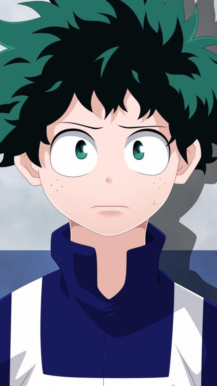 750x1334 Anime Boy Hình Nền iPhone