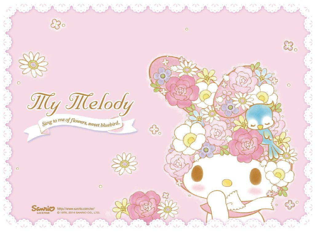 My Melody Pc Wallpapers Top Free My Melody Pc Backgrounds Wallpaperaccess