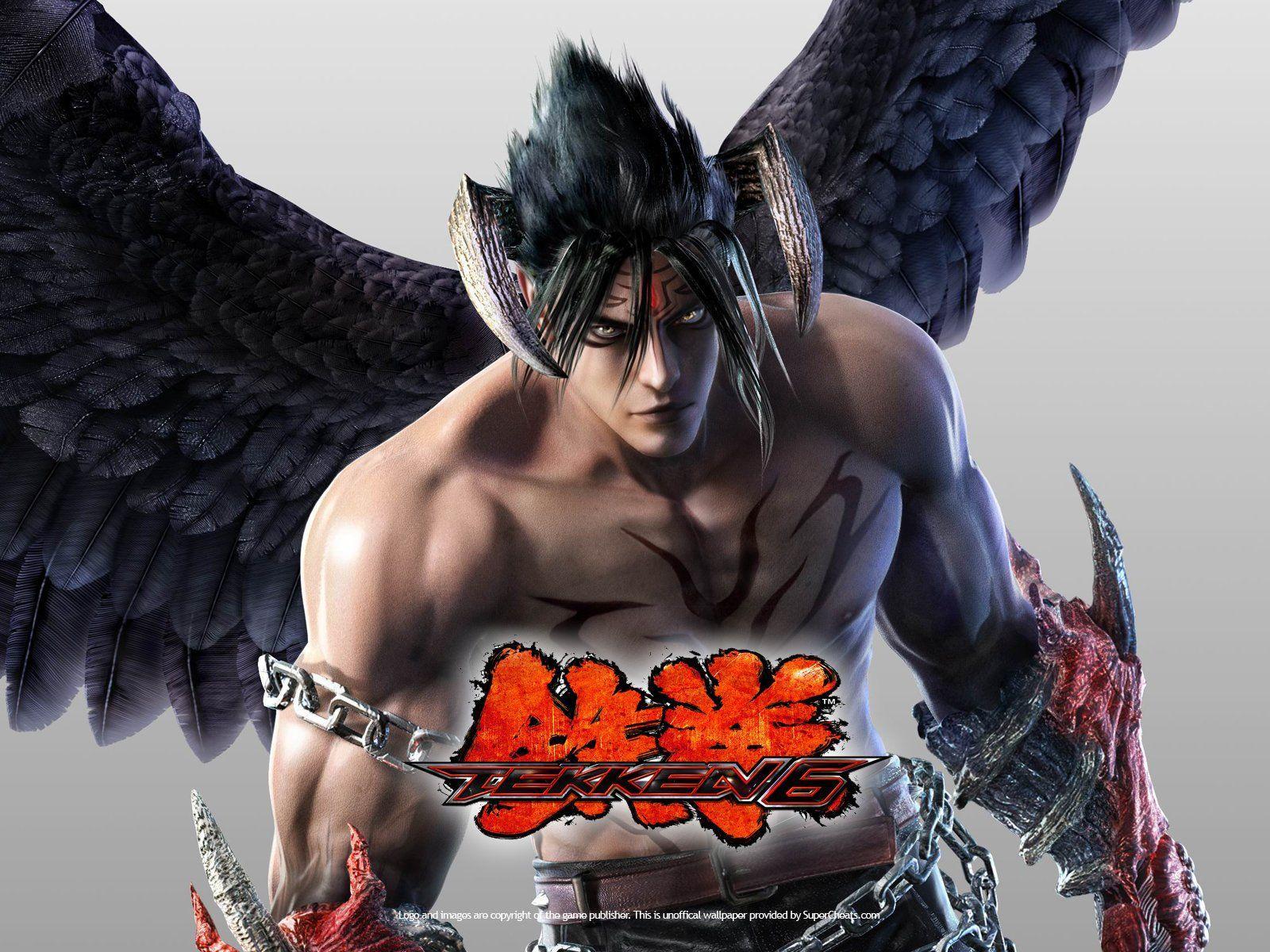 Tekken 6 Wallpapers Top Free Tekken 6 Backgrounds Wallpaperaccess