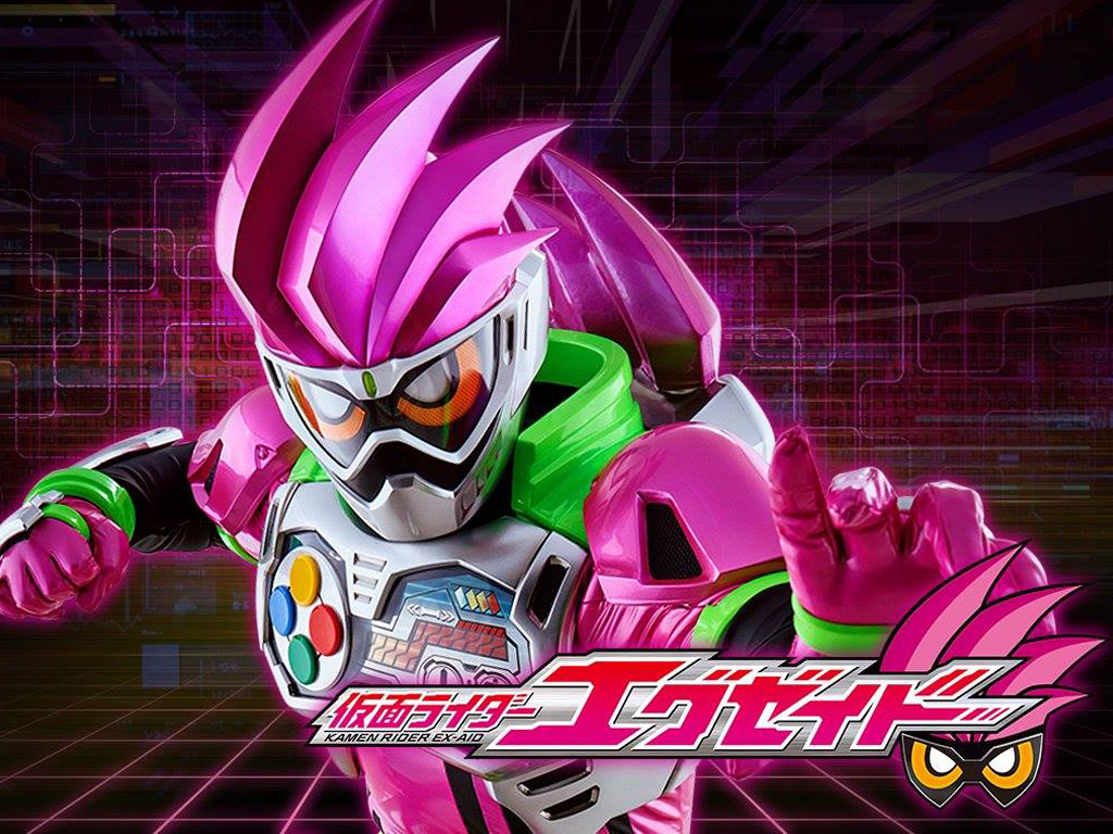 Kamen Rider Ex Aid Wallpapers Top Free Kamen Rider Ex Aid