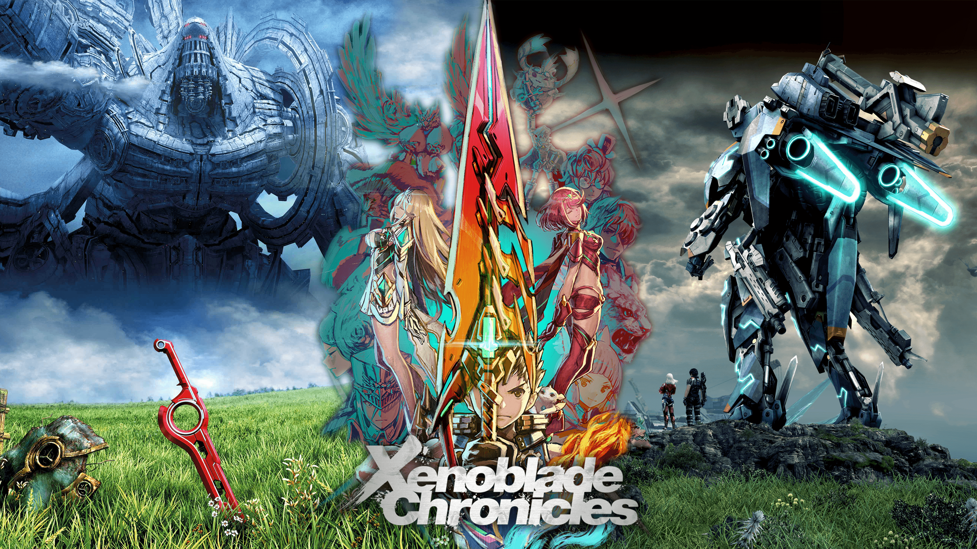 Xenoblade Wallpapers Top Free Xenoblade Backgrounds